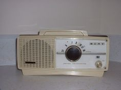 Sony TR-7170 by Burning Bus Man, via Flickr