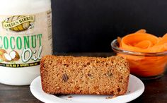 Paleo Carrot Cake Bread is delicious for breakfast or dessert. It is gluten free, dairy free, and refined sugar free yet with all the flavor that you love.