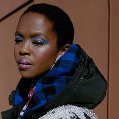 Black Is Beautiful, Beautiful People, Ms Lauryn Hill, Miseducation Of Lauryn Hill, Lauren Hill, Super Short Hair, Clean Makeup, Fair Lady, Black Women Art
