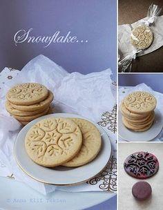 Ízmorzsák Elif módra: Fahéjas vajaskeksz - a bevált - Home Made sütipecsét!