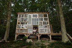 La casa de cristal de Lilah y Nick « Blog Ameboide