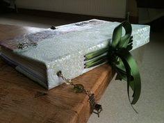 Book Binding : Ribbon Binding - YouTube