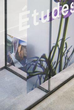 Études Spring Summer 2017 store installation @ Harvey Nichols men London