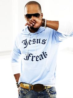 If you don't know who Kirk Franklin is, FAMILIARIZE! Gospel music done right...
