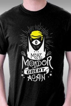 2017 will be a very interesting year for Middle Earth America. @teefury