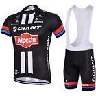 XL Summer Cycling Bike Short Sleeve Clothing Bicycle Sports Set/Jersey Bib Short