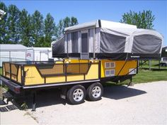 2006 Fleetwood Scorpion Toy Hauler from Starling Travel