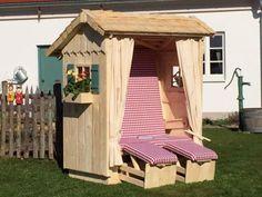 alpenstrandkorb der bayerische strandkorb walter kraus garten pinterest strandkorb. Black Bedroom Furniture Sets. Home Design Ideas