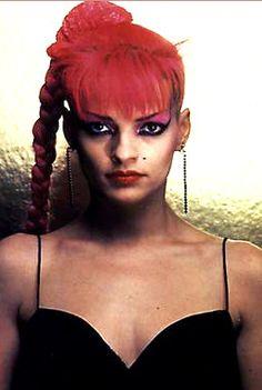 Nina Hagen, 1985 Japan Tourprogram