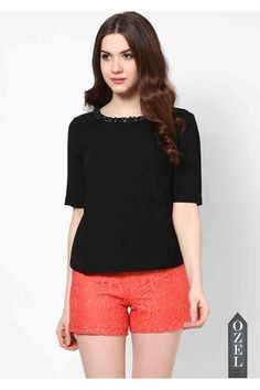 Lace Shorts by Femella