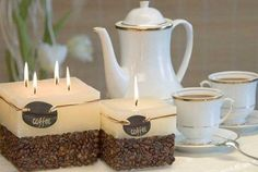 How To Make A Coffee Candle Visit Stie for Tutorial