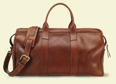 Lotuff & Clegg Leather Bag