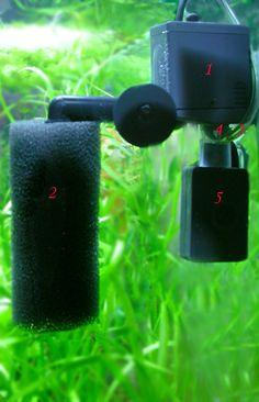 Simple CO2 diffusor - 99.9% efficiency - DIY Aquarium Projects - Aquatic Plant Central
