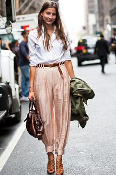 Flared Pants | Fashion Week Ready | What to Wear to Fashion Week | Travelshopa