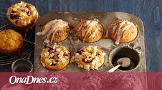 Milujete muffiny? Pak zkuste z jednoho těsta upéct čtyři různé druhy podle našeho receptu.