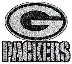 Green Bay Packers Rhinestone Bling Auto Emblem (backorder)