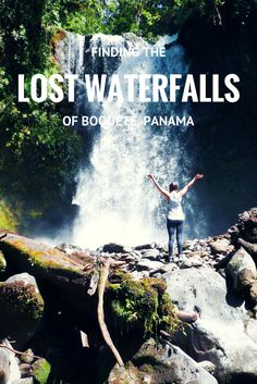 After having the Lost Waterfalls trail reccommended to us several times by locals, we decided to give it a go - and we definitely weren't dissapointed!