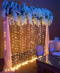 The wedding is the most romantic and warmest event. The wedding scene should also be decorated with beautiful decorations. Wedding decorations with flowers are the best choice for most brides and grooms. How to decorate Read more… Wedding Scene, Dream Wedding, Wedding Day, Garden Wedding, Trendy Wedding, Wedding Venues, Wedding Back Drop Ideas, Lace Wedding, Romantic Wedding Decor