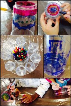 Colouring cups to use with OHP-Mrs. Chapman's Ks (ChapmanKs) on Twitter