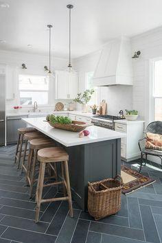 This kitchen got amazing details