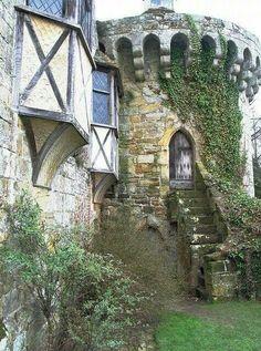 Medevel castle Kent England