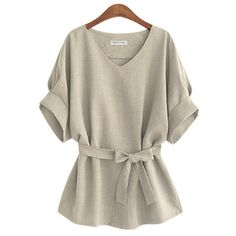 Women Blouses with Batwing sleeves 7a08d16e11c82