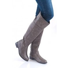 Buy our women's fashion shoes, cute and trendy young women footwear available at Red Dress Boutique at the lowest prices. Check out our shoe collection today! Horse Riding Boots, Wild Horses, Shoe Collection, Taupe, Style Me, Fashion Shoes, Footwear, Boutique, Gray