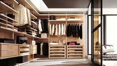 33 Exceptional Walk In Closets To Accentuate Your Fashion Collections - http://freshome.com/2011/10/04/33-exceptional-walk-in-closets-to-accentuate-your-fashion-collections/