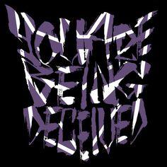 """Decepticon Graffiti"" by Transmit Him is $10 today at ShirtPunch.com (12/13). #tshirt #Transformers #Decepticon #Comics"
