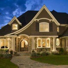 Dream house .