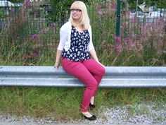 free pattern peplum blouse by made with hugs and kisses