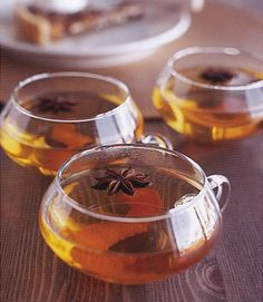 I love spiced cider this time of year...... I will make a shortcut recipe for this by using mulling spices you find at the store. Great as an alcoholic drink with spiced rum or whiskey! then it will really keep you warm!