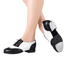 Adult Giordano Spectator Tap ShoesLS3004LBWT045MBlackWhite045M * Read more reviews of the product by visiting the link on the image.(This is an Amazon affiliate link and I receive a commission for the sales)