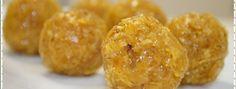 Ladoos - A delicious Pakistani treat