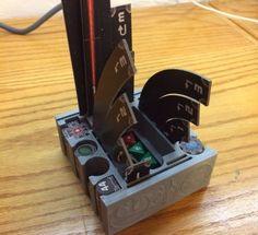 Star Wars X-Wing Miniatur Token Halter von GearForgeStudio auf Etsy