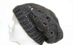 Cappello a uncinetto: schemi e modelli - Cappello a uncinetto