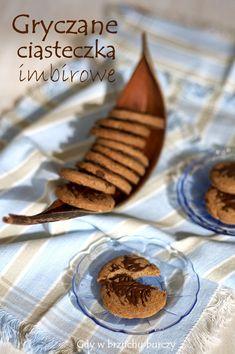 Blog kulinarny ze sprawdzonymi, pysznymi przepisami Gluten Free Recipes, Healthy Recipes, Healthy Food, Free Food, Muffins, Pudding, Cookies, Chocolate, Breakfast