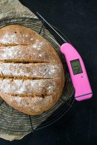 Thermapen Bread Baking