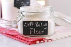 How to Make Self-Raising Flour (Bold Baking Basics)
