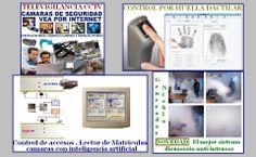 SISTEMAS DE SEGURIDAD Y CONTROL DE ACCESOS. En MADRID