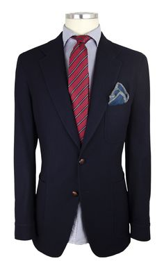 Chaqueta SP/02 P 8270 Marino - Americanas - Outlet hombre - Outlet Blazers, Sport Coats, Outlet, Male Fashion, Mens Suits, Suit Jacket, Jackets, Navy Color, Men