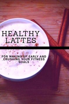 Healthy Lattes ⋆ Jessy Lauren