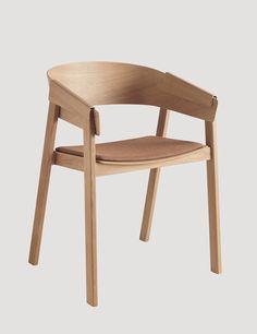 COVER chair, designed by Thomas Bentzen, is a modern reinterpretation of the…