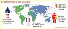 Image result for eau dans le monde images
