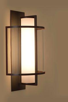 "Kevin Reilly Collection | Custom ""Garda"" | Wall light from Josu Badiola"