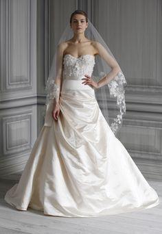 Monique Lhuillier's Poppy dress. <3