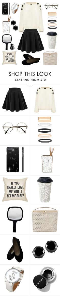 """""""Untitled #244"""" by causualtiesofaccessory ❤ liked on Polyvore featuring Isabel Marant, Accessorize, Pigeon & Poodle, Chanel, Kate Spade and West Coast Jewelry"""