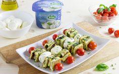 spiedini-di-frittata-alle-erbe-e-mozzarella ricetta