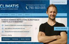 Climatis zajmuje się profesjonalnym montażem klimatyzacji i wentylacji na terenie Krakowa. Oferujemy najlepsze modele klimatyzatorów oraz roczną gwarancję rozruchową na sprzedawany sprzęt. Wybierz Climatis- Zaufany partner o klimatyzacji i wentylacji
