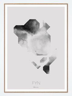 Fyn -silver 30*40 cm